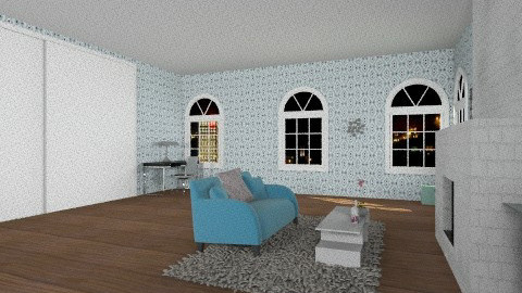 Studentroom - Classic - Living room - by iamanna1234