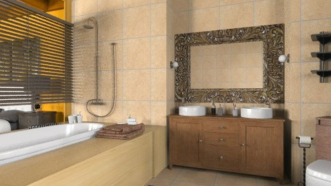 yeah - Modern - Bathroom - by lamzoi