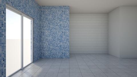 mid century bathroom - Bathroom - by Moonpearl