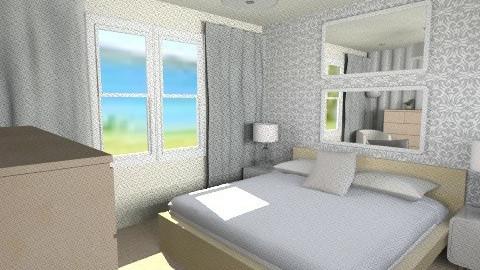 my bedroom 2 - Modern - Bedroom - by ezamko