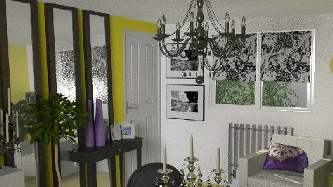 RR18_2. - Dining Room - by Lety31