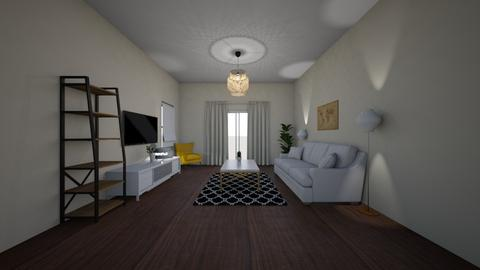 apartment - Living room - by Hannah Nicole_955