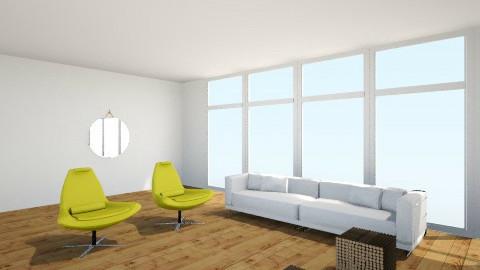 Living Room 313 - by Habib Altamimi