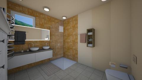 fgrdfgv - Modern - Bathroom - by lamzoi