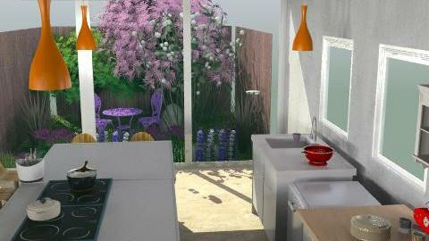 kitchen confidential  - Minimal - Kitchen - by kiadeco