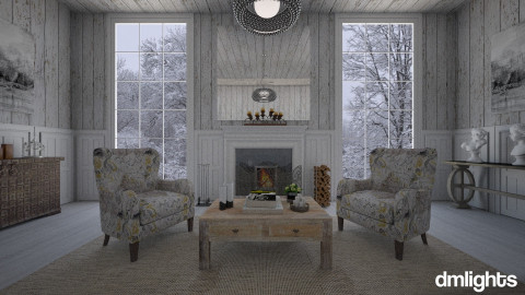 QuietRoom - Living room - by DMLights-user-1104016
