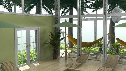acc indoor pool - Eclectic - Garden - by leendave