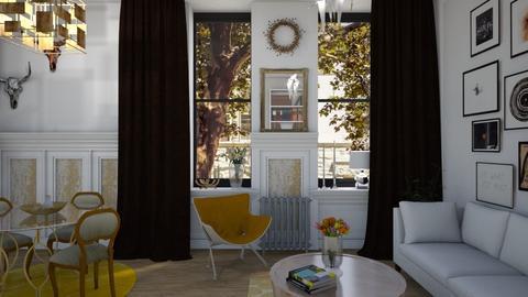 Living room - Vintage - Living room - by Annathea