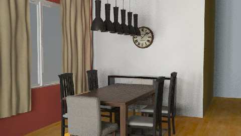 Whitehurst Dining2 - Dining Room - by KimmyRa