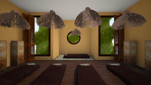 yoga - by pamela Cowan