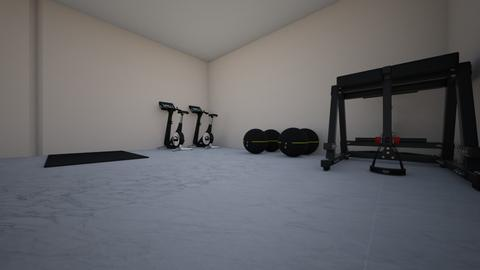 sports therapy roomm new - by YAcosta1455
