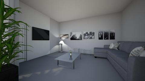 Low Light Living room - Modern - Living room - by CizzleG