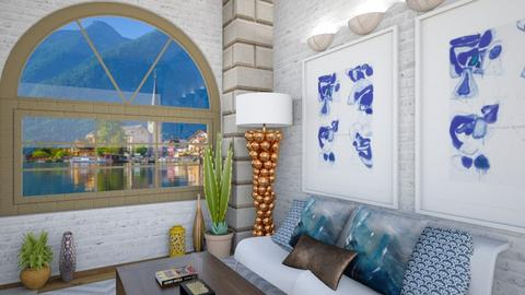 Artsy  - Eclectic - Living room - by timeandplace