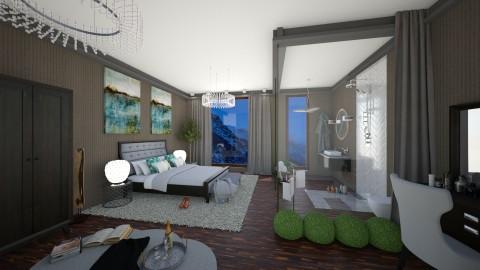 Bedroom - Bedroom - by michalbank11