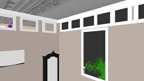 soggiorno chiuso buchi 2 - Classic - Living room - by favaloro_bianca
