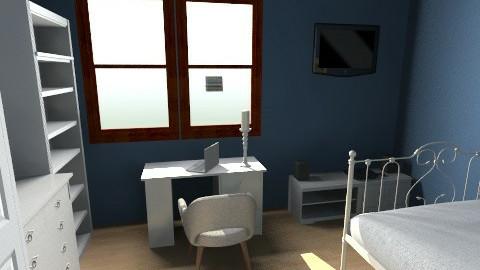 My - Bedroom - by MarenE