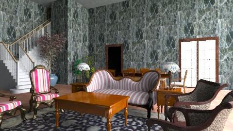 house 4 - by Llanos Federico
