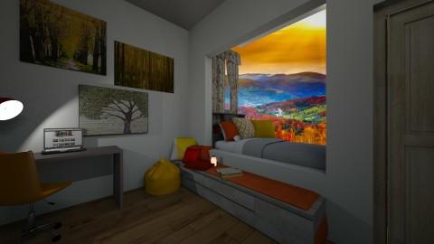 Bedroom nook XD - by Sophiedot
