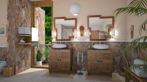 Bathroom details - by marocco