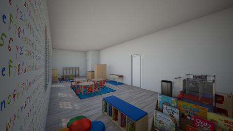 INF and TOD - Kids room - by LFKYYQRGDVXFTVDNGUBQEFEDMRVNJFX
