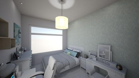 Vivians bedroom 7 - Modern - Bedroom - by Vivianhsuan