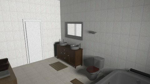 my bathroom - Bathroom - by diamondmiss2012