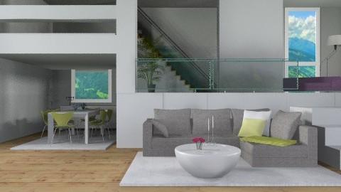 house - Modern - by Natasa_M