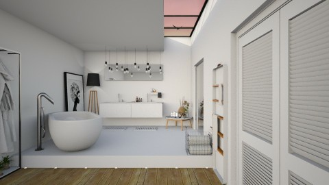 Bathroom - Modern - Bathroom - by StienAerts