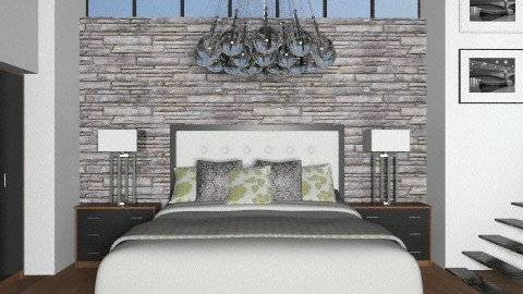 Manhattan master - Modern - Bedroom - by Abdallah Alayan