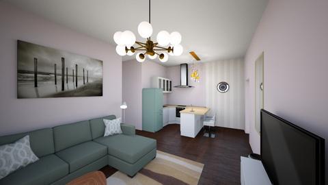 Siofok82Livingb - Living room - by PaperBoi