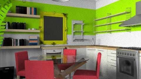 Kitchen - Eclectic - Kitchen - by ovchicha