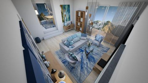 Summer House - Modern - Living room - by AnaCatarina