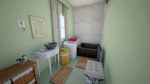 Vintage bathroom - Vintage - Bathroom - by Euthymia