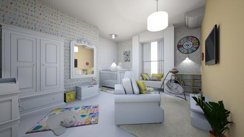 kids reforms - Kids room - by taifernandes