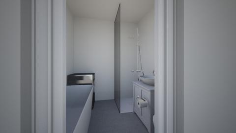 laz2 - Classic - Bathroom - by Sylwia Chudy
