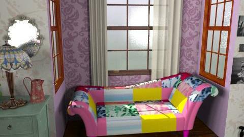 Victorian Chic - Vintage - Bedroom - by vanessa_designs