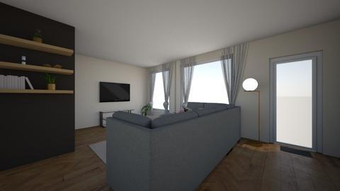 woonkamer - Living room - by HannaInterieur
