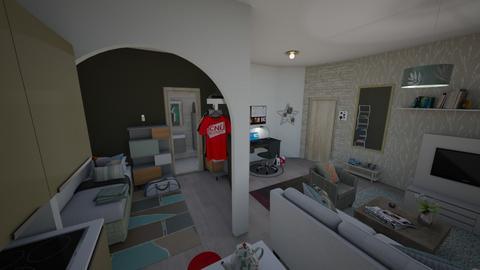 cozy studio - by vanissia criss