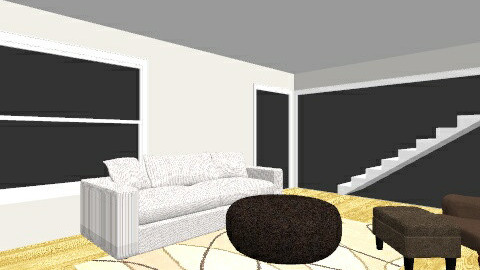 Levy LR - Eclectic - Living room - by EEI
