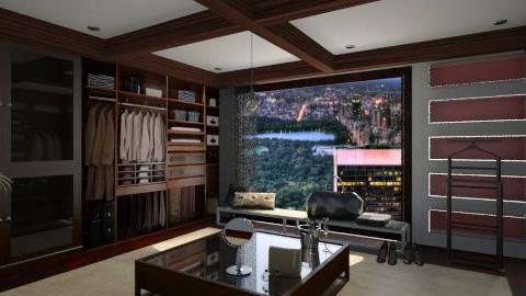 dressing room pyt - Living room - by Vortex0608