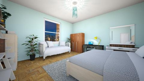 dreamy - Bedroom - by sonakshirawat175