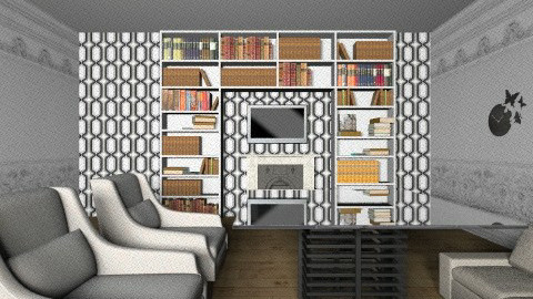 Modern Life - Modern - Living room - by barfi2012