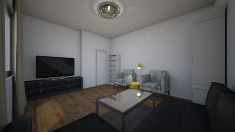 Luisenhofstieg 1 - Living room - by MariankaGeige