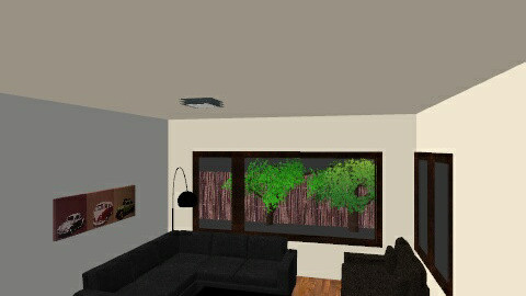 living 8 - Modern - Living room - by lucian_serpi