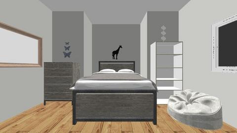 nevaeh - Modern - Bedroom - by nevaehmay_