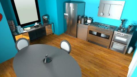 fvgbhj - Kitchen - by de Gasperis Sarah