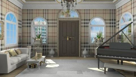 Desmonde Monroe - Living room - by Desmonde Monroe
