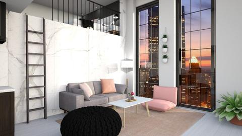 Apartment 1D - Bedroom - by Infinity_Girl86