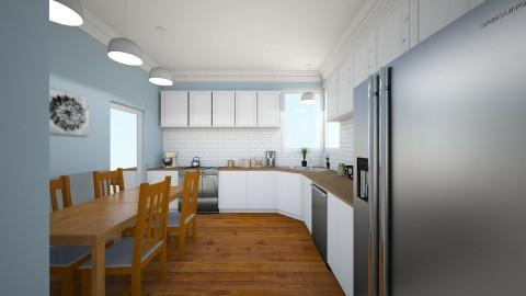 Moms kitchen 2 - Kitchen - by kowsley
