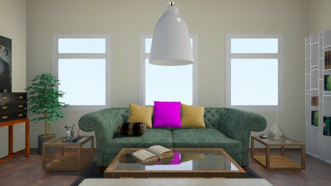 living  - Eclectic - Living room - by LAS95